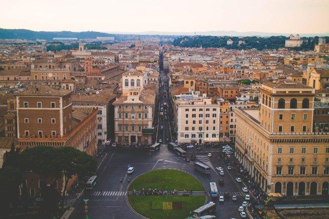 The Tree Academy - Rome 1